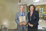 Heinz Fischer Buchpräsentation - Nationalbank - Mi 28.09.2016 - Heinz FISCHER, Birgit SCHOTT6