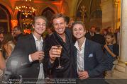 Schikaneder Premierenfeier - Rathaus - Fr 30.09.2016 - Robert STEINER mit IBROS12