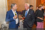 Schikaneder Premierenfeier - Rathaus - Fr 30.09.2016 - Gert KORENTSCHNIGG, Ioan HOLENDER14