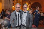 Schikaneder Premierenfeier - Rathaus - Fr 30.09.2016 - Werner SOBOTKA mit Thomas32