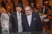 Schikaneder Premierenfeier - Rathaus - Fr 30.09.2016 - Gernot KRANNER, Markus SPIEGEL38