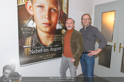 Kinopremiere Nebel im August - Votivkino - Di 04.10.2016 - Kai WESSEL, Karl MARKOVICS3