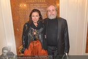 Premiere ´Der Schwierige´ - Theater in der Josefstadt - Do 06.10.2016 - Elisabeth AUER, Paulus MANKER2
