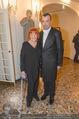 Premiere ´Der Schwierige´ - Theater in der Josefstadt - Do 06.10.2016 - Thomas KLEIN mit Mutter Ingrid KLEIN6