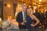 Restaurant Opening - Graben30 - Mi 12.10.2016 - Marion BENDER mit Benno52