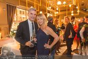 Restaurant Opening - Graben30 - Mi 12.10.2016 - Marion BENDER mit Benno53