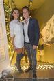 Restaurant Opening - Graben30 - Mi 12.10.2016 - Roland LINZ mit Freundin Marina CUBELA60