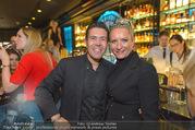 Restaurant Opening - Graben30 - Mi 12.10.2016 - Adil BESIM mit Ehefrau Anita83
