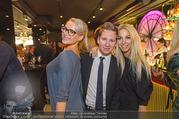 Restaurant Opening - Graben30 - Mi 12.10.2016 - Kathi STEININGER, Yvonne RUEFF, Clemens TRISCHLER86
