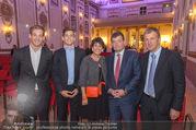 Ausstellungseröffnung - Schloss Esterhazy - Fr 14.10.2016 - Familie Stefan, Agnes, Adam, Gustav, Christopher OTTRUBAY113