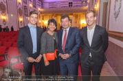Ausstellungseröffnung - Schloss Esterhazy - Fr 14.10.2016 - Familie Stefan und Agnes OTTRUBAY S�hne Kinder Adam und Gustav115