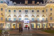 Ausstellungseröffnung - Schloss Esterhazy - Fr 14.10.2016 - Schloss Esterhazy bei Nacht197