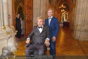 Life goes on Gala - Rathaus - Sa 15.10.2016 - Samuel KOCH mit Bruder Jonathan33