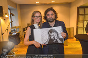 Buchpräsentation - Restaurant Filippou - Di 18.10.2016 - Kontantin und Manuela FILIPPOU11
