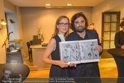 Buchpräsentation - Restaurant Filippou - Di 18.10.2016 - Kontantin und Manuela FILIPPOU12