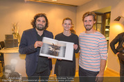 Buchpräsentation - Restaurant Filippou - Di 18.10.2016 - 15