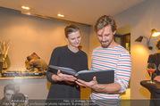 Buchpräsentation - Restaurant Filippou - Di 18.10.2016 - 17