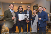 Buchpräsentation - Restaurant Filippou - Di 18.10.2016 - 20