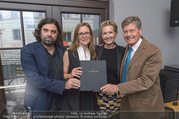 Buchpräsentation - Restaurant Filippou - Di 18.10.2016 - Konstantin und Manuela FILIPPOU, Martina und Kari HOHENLOHE41
