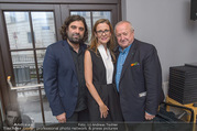 Buchpräsentation - Restaurant Filippou - Di 18.10.2016 - Kontantin und Manuela FILIPPOU, Rudolf Purzel KLINGOHR46