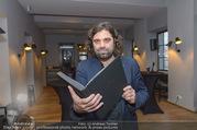 Buchpräsentation - Restaurant Filippou - Di 18.10.2016 - Kontantin FILIPPOU7