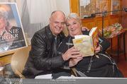 Stefanie Werger Buchpräsentation - Cafe Prückel - Do 13.10.2016 - Stefanie WERGER mit Ehemann Karlheinz5