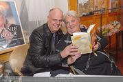 Stefanie Werger Buchpräsentation - Cafe Prückel - Do 13.10.2016 - Stefanie WERGER mit Ehemann Karlheinz6