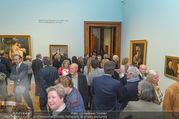 Ausstellungseröffnung Ist das Biedermeier - Belvedere - Do 20.10.2016 - 44