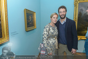 Ausstellungseröffnung Ist das Biedermeier - Belvedere - Do 20.10.2016 - Heinrich HUSSLEIN mit Ehefrau Anna (MACULAN)52