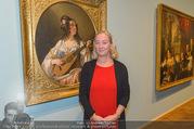 Ausstellungseröffnung Ist das Biedermeier - Belvedere - Do 20.10.2016 - Agnes HUSSLEIN73