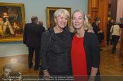 Ausstellungseröffnung Ist das Biedermeier - Belvedere - Do 20.10.2016 - Agnes HUSSLEIN, Maria RAUCH-KALLAT76