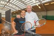 RADO Tennisturnier - Colony Tennisclub - So 23.10.2016 - Tricky NIKI, Toni POLSTER1