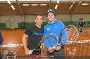 RADO Tennisturnier - Colony Tennisclub - So 23.10.2016 - Tricky NIKI, Rainer SCH�NFELDER2