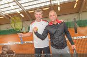 RADO Tennisturnier - Colony Tennisclub - So 23.10.2016 - Thomas MUSTER, Jiri NOVAK27