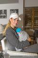 RADO Tennisturnier - Colony Tennisclub - So 23.10.2016 - Carmen STAMBOLI mit Baby Enzo (2 Monate)29
