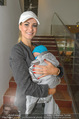 RADO Tennisturnier - Colony Tennisclub - So 23.10.2016 - Carmen STAMBOLI mit Baby Enzo (2 Monate)32