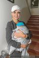 RADO Tennisturnier - Colony Tennisclub - So 23.10.2016 - Carmen STAMBOLI mit Baby Enzo (2 Monate)34