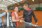 RADO Tennisturnier - Colony Tennisclub - So 23.10.2016 - Thomas MUSTER, Julian RACHLIN55