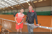 RADO Tennisturnier - Colony Tennisclub - So 23.10.2016 - Thomas MUSTER, Julian RACHLIN57