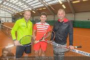RADO Tennisturnier - Colony Tennisclub - So 23.10.2016 - Thomas MUSTER, Julian RACHLIN, Stephan KOUBEK58