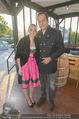 Lichter Oktoberfest - Schanzenwirt - So 23.10.2016 - Robert GLOCK mit Ehefrau Stefanie23