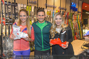 Opening - Intersport SCS - Di 25.10.2016 - Patricia KAISER, Dragana STANKOVIC, Fabian KITZWEGER2