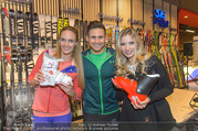 Opening - Intersport SCS - Di 25.10.2016 - Patricia KAISER, Dragana STANKOVIC, Fabian KITZWEGER3