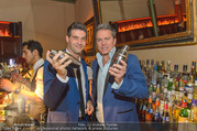 20-Jahresfeier - Planters Bar - Di 25.10.2016 - Norbert OBERHAUSER, Alfons HAIDER13