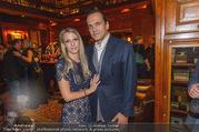 20-Jahresfeier - Planters Bar - Di 25.10.2016 - Robert GLOCK mit Ehefrau Stefanie18