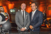 20-Jahresfeier - Planters Bar - Di 25.10.2016 - Robert GLOCK, Jochen GRANITZ27