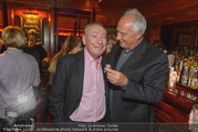 20-Jahresfeier - Planters Bar - Di 25.10.2016 - Paul SCHAUER, Rudi SEMRAD4
