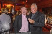 20-Jahresfeier - Planters Bar - Di 25.10.2016 - Paul SCHAUER, Rudi SEMRAD5