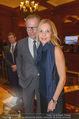 Signa Törggelen - Park Hyatt Hotel - Mi 09.11.2016 - Georg KRAFT-KINZ mit Ehefrau Margot107
