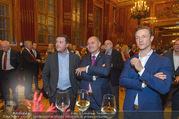 Signa Törggelen - Park Hyatt Hotel - Mi 09.11.2016 - Rene BENKO, Wolfgang SOBOTKA, Gernot BL�MEL121